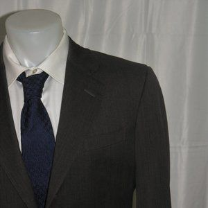 Ermenegildo Zegna Vintage Three Roll Two Suit 40R